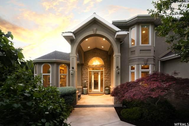 11122 Eagle View Dr, Sandy, UT 84092 (#1744641) :: Bustos Real Estate   Keller Williams Utah Realtors