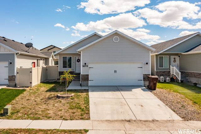 1672 E Tumwater Ln, Eagle Mountain, UT 84005 (#1744649) :: UVO Group | Realty One Group Signature
