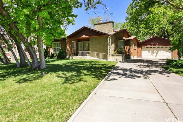 5098 S Ben Lomond Ave, Ogden, UT 84403 (#1744656) :: UVO Group | Realty One Group Signature
