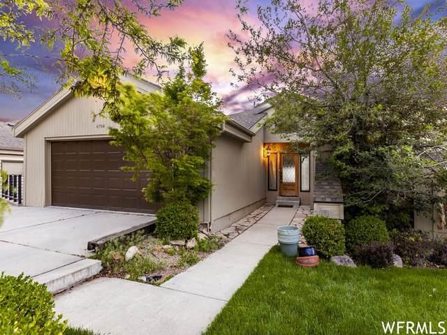 4794 S Mountain Ln, Salt Lake City, UT 84124 (#1744672) :: Utah Best Real Estate Team | Century 21 Everest