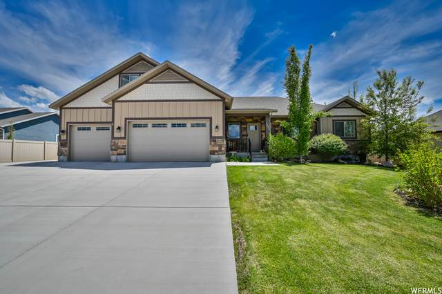 1086 E 2810 S, Heber City, UT 84032 (#1744678) :: UVO Group | Realty One Group Signature
