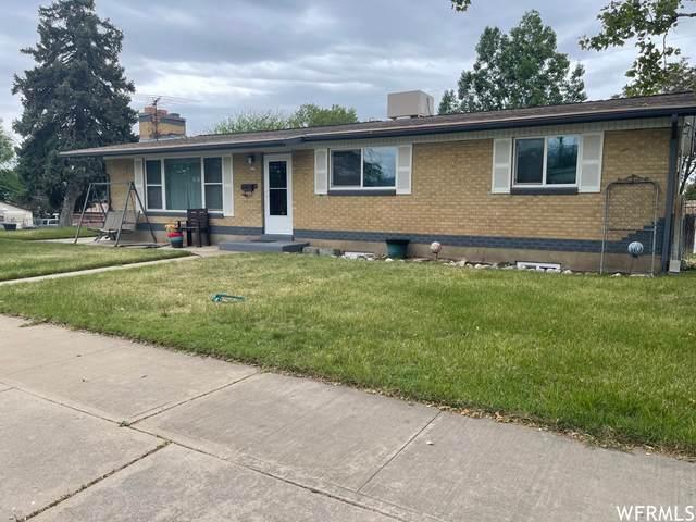 622 N James St, Clearfield, UT 84015 (#1744680) :: Bustos Real Estate   Keller Williams Utah Realtors