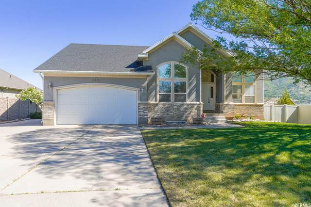 2076 View Dr, South Weber, UT 84405 (#1744682) :: Doxey Real Estate Group