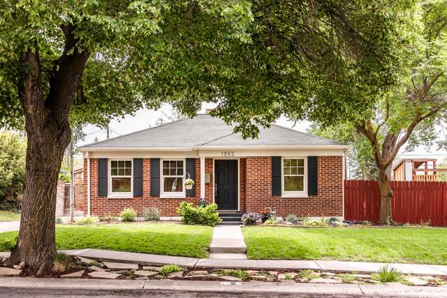 1962 E Sylvan Ave, Salt Lake City, UT 84108 (#1744696) :: Utah Best Real Estate Team | Century 21 Everest