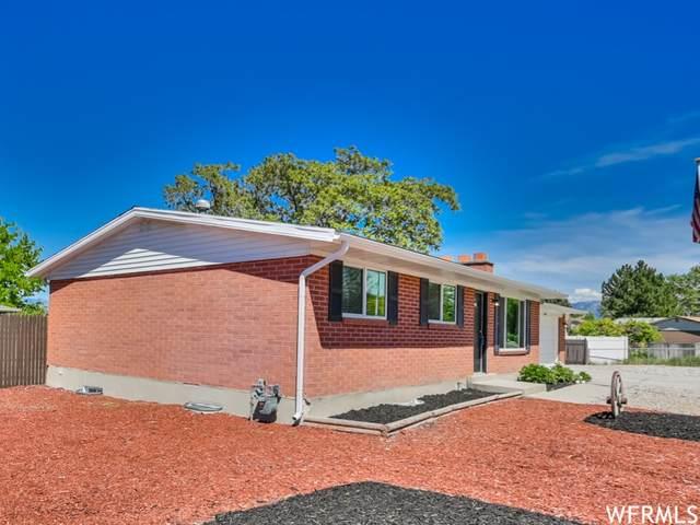 4554 W Palmer Dr S, West Valley City, UT 84120 (#1744697) :: Utah Real Estate