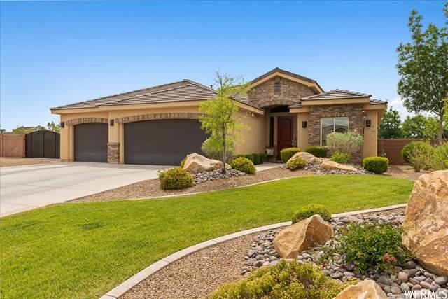 3314 S 3020 E, St. George, UT 84790 (#1744699) :: Bustos Real Estate | Keller Williams Utah Realtors
