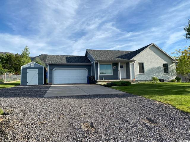 576 E Maple Ln, Elk Ridge, UT 84651 (MLS #1744701) :: Lookout Real Estate Group