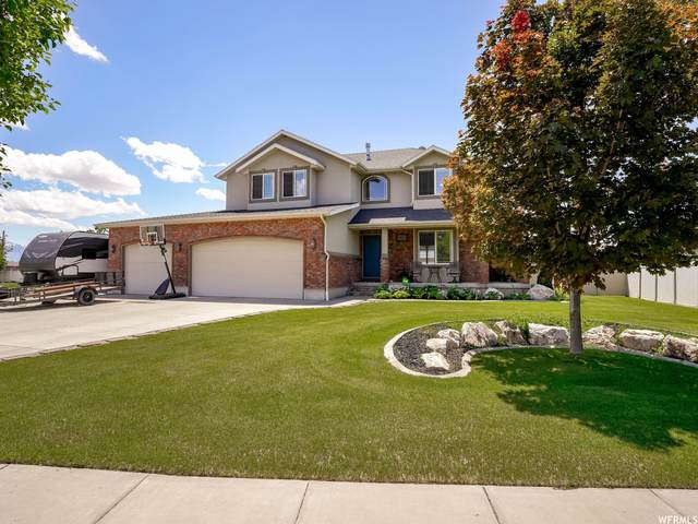5135 W 4825 S, Hooper, UT 84315 (#1744704) :: UVO Group | Realty One Group Signature