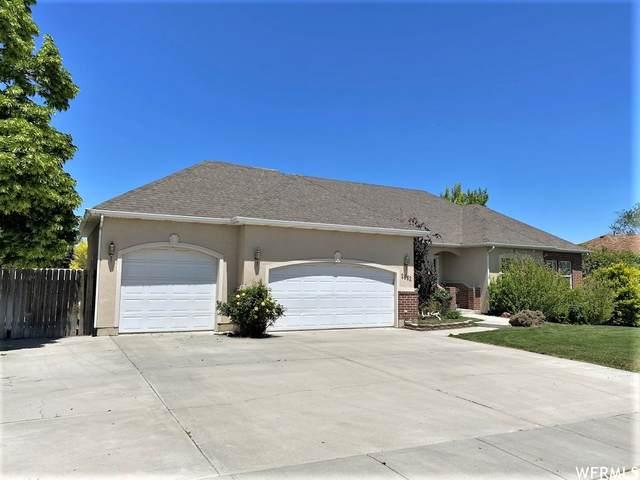 2662 W 12165 S, Riverton, UT 84065 (#1744712) :: Bustos Real Estate   Keller Williams Utah Realtors