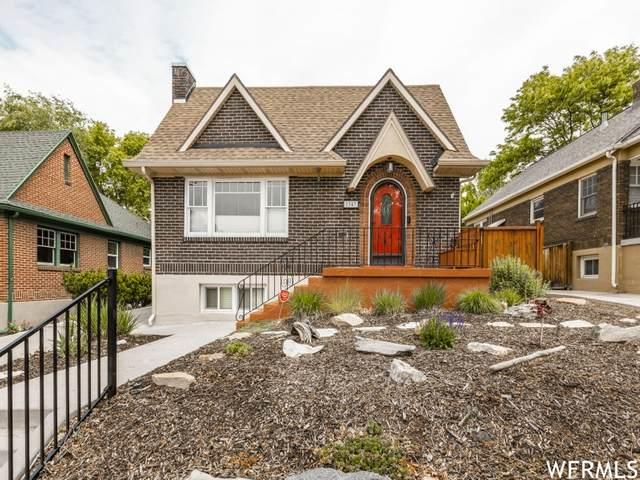 1347 E 1700 S, Salt Lake City, UT 84105 (#1744725) :: Bustos Real Estate | Keller Williams Utah Realtors