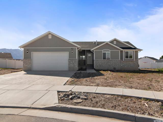 471 W 400 S, Tremonton, UT 84337 (#1744728) :: UVO Group   Realty One Group Signature