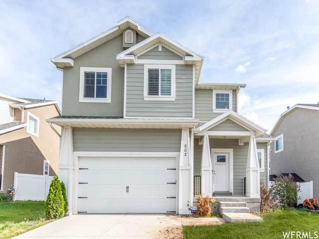 502 E Rue Hugo, Vineyard, UT 84059 (#1744743) :: Utah Dream Properties