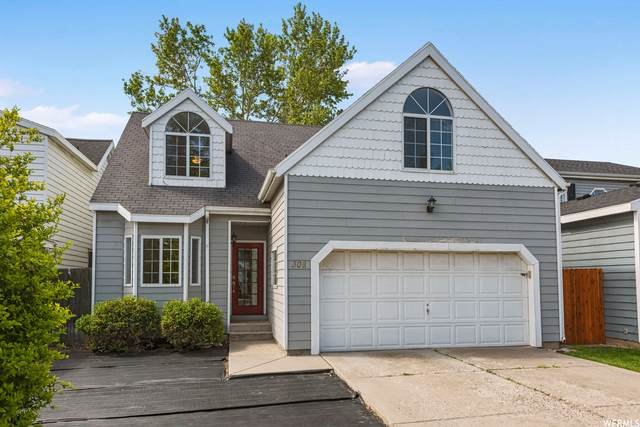 308 E Ivy Ln, Salt Lake City, UT 84115 (#1744749) :: Bustos Real Estate   Keller Williams Utah Realtors