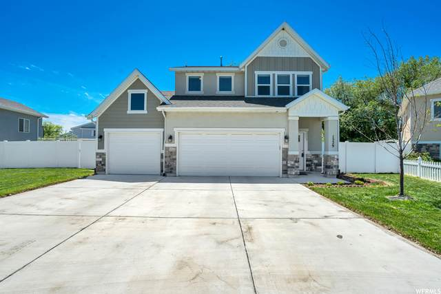 1529 W Lund Cv, West Valley City, UT 84119 (#1744761) :: UVO Group | Realty One Group Signature