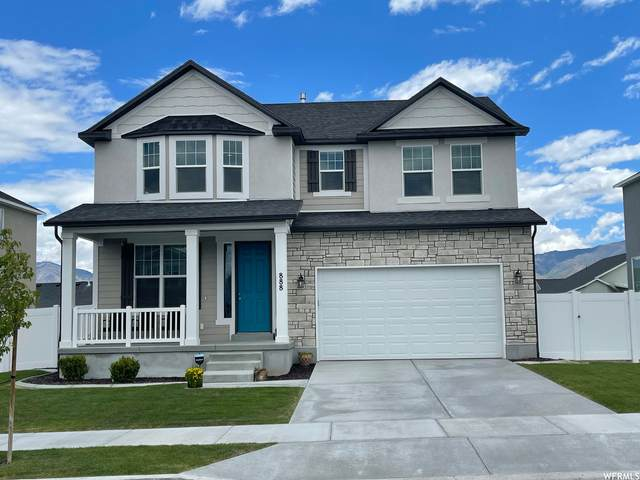 888 N Galena Dr, Tooele, UT 84074 (#1744763) :: UVO Group | Realty One Group Signature