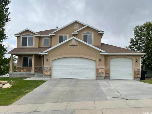 5727 W Moon Crest Ct, West Jordan, UT 84081 (#1744778) :: UVO Group | Realty One Group Signature