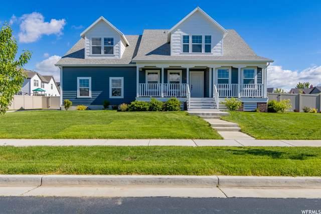 3378 W Red Kite Rd, Layton, UT 84041 (#1744784) :: Bustos Real Estate | Keller Williams Utah Realtors