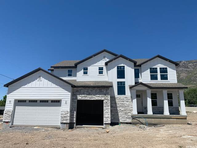 411 E Daybreak Dr E, Pleasant Grove, UT 84062 (#1744797) :: Bustos Real Estate   Keller Williams Utah Realtors