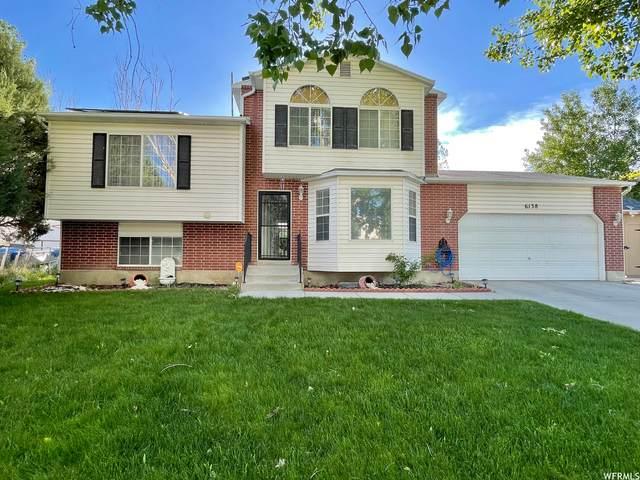 6138 S 6070 W, Kearns, UT 84118 (#1744806) :: Bustos Real Estate | Keller Williams Utah Realtors