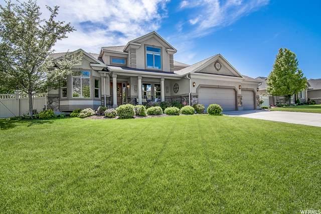 4181 W Joshua Ln, Cedar Hills, UT 84062 (#1744809) :: UVO Group | Realty One Group Signature