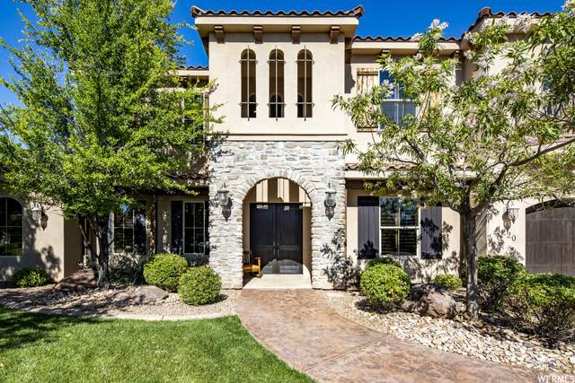 1220 W Yucca Cir, St. George, UT 84790 (#1744810) :: C4 Real Estate Team