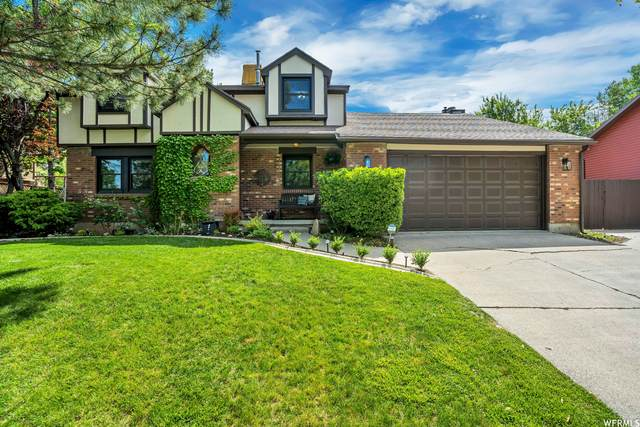9027 S Huckleberry Ct E, Sandy, UT 84093 (#1744813) :: UVO Group | Realty One Group Signature