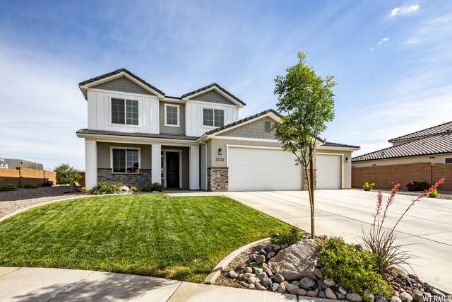 3037 E 3100 S, St. George, UT 84790 (#1744822) :: UVO Group | Realty One Group Signature
