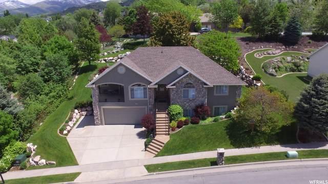 184 N Wood Hill Ln, North Salt Lake, UT 84054 (#1744826) :: UVO Group | Realty One Group Signature