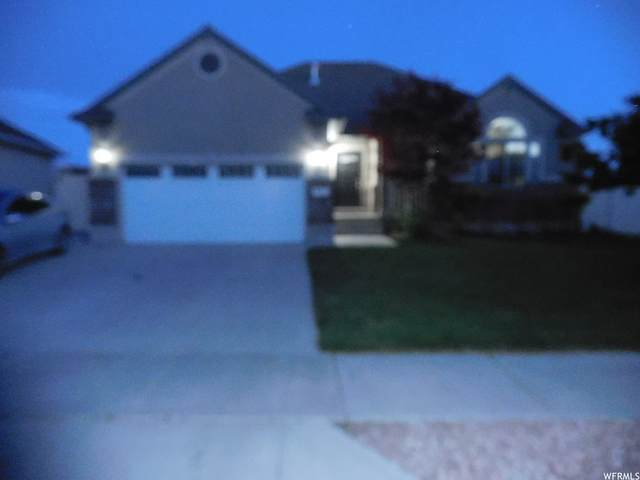 5327 W Sefton Dr, West Valley City, UT 84120 (#1744830) :: Colemere Realty Associates