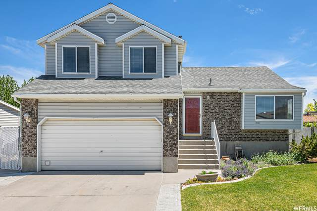 4749 W Odin Ln, West Jordan, UT 84088 (#1744837) :: UVO Group | Realty One Group Signature