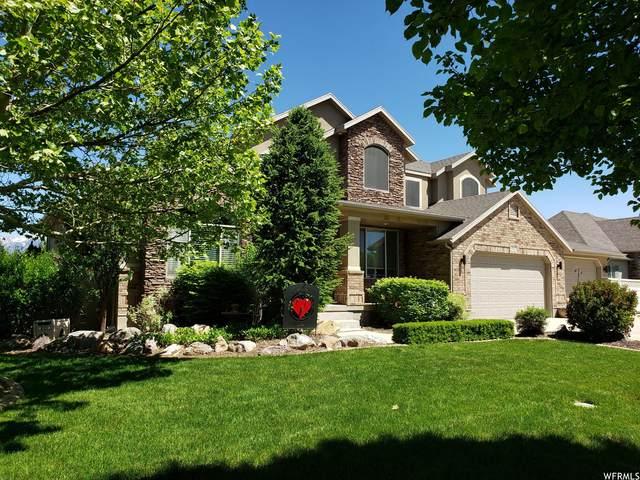 10627 S Willow Valley Rd Rd, South Jordan, UT 84095 (#1744843) :: Gurr Real Estate