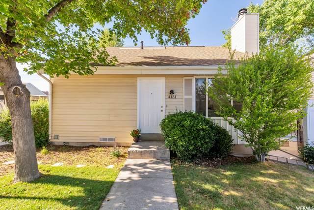 4131 S Sunny Park Ln W, West Valley City, UT 84119 (#1744852) :: Bustos Real Estate   Keller Williams Utah Realtors