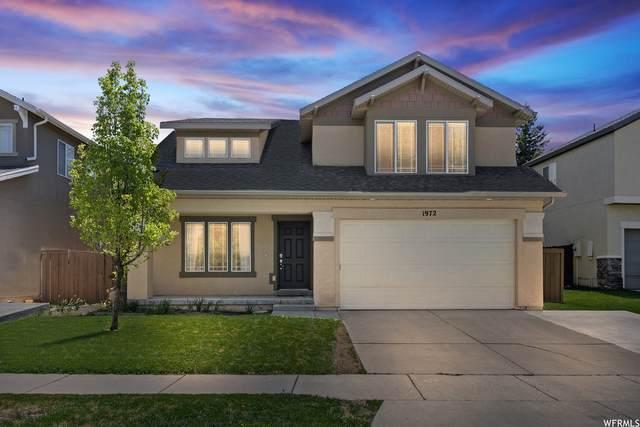 1972 E Aspen Ct, Draper, UT 84020 (#1744916) :: Berkshire Hathaway HomeServices Elite Real Estate