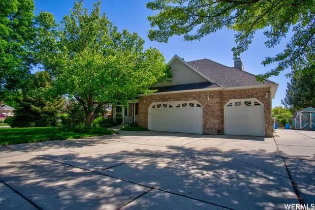 9541 S Sweet Blossom Dr, South Jordan, UT 84095 (#1744942) :: Utah Real Estate