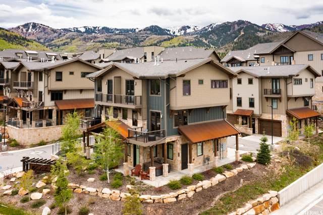 3823 Blackstone Dr #30, Park City, UT 84098 (MLS #1744943) :: High Country Properties