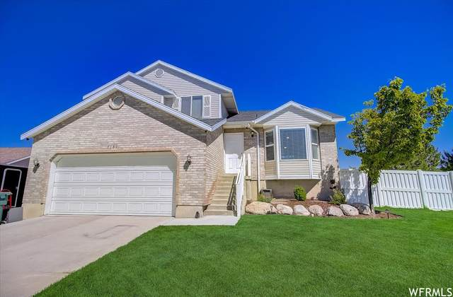 7161 S Aerie Hill Dr, West Jordan, UT 84081 (#1744954) :: UVO Group   Realty One Group Signature