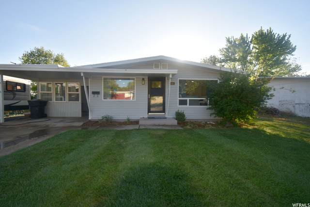 1481 N 250 W, Sunset, UT 84015 (#1744964) :: UVO Group   Realty One Group Signature