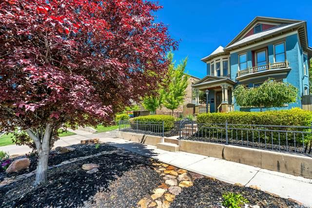 319 E 4TH Ave N, Salt Lake City, UT 84103 (#1744966) :: Gurr Real Estate