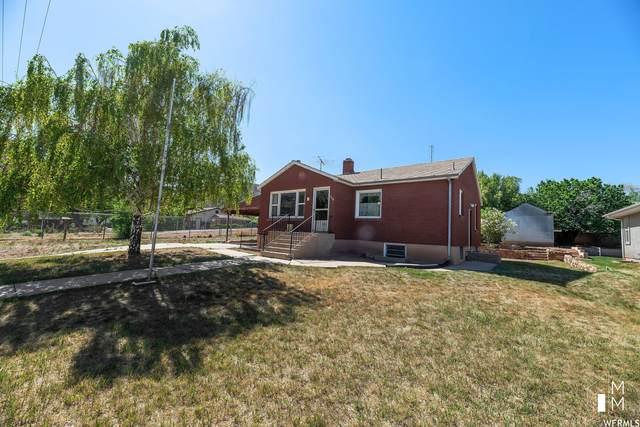 578 E 200 S, Cedar City, UT 84720 (#1744989) :: Gurr Real Estate