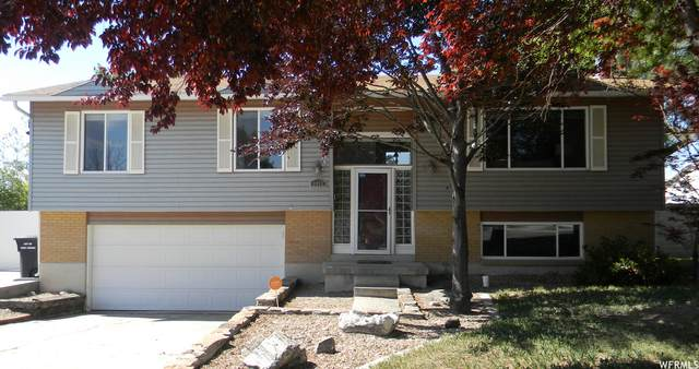 2471 W Bueno Vista Dr S, West Jordan, UT 84088 (#1745019) :: UVO Group   Realty One Group Signature