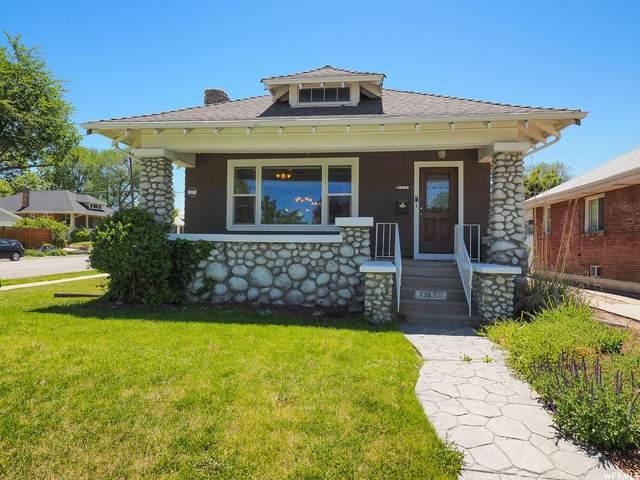 736 E Ramona Ave S, Salt Lake City, UT 84105 (#1745023) :: UVO Group | Realty One Group Signature