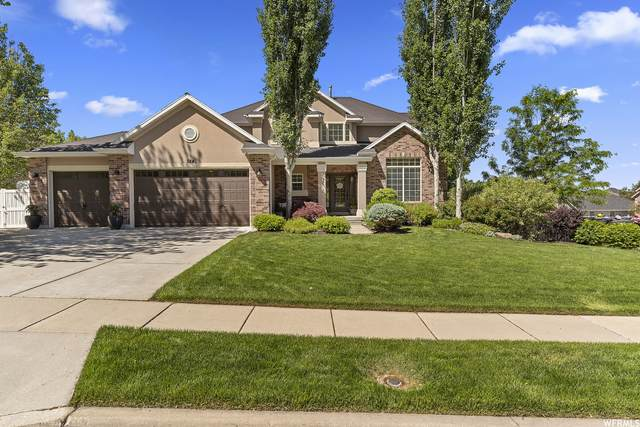 784 S Signal Hl, Fruit Heights, UT 84037 (#1745045) :: UVO Group   Realty One Group Signature