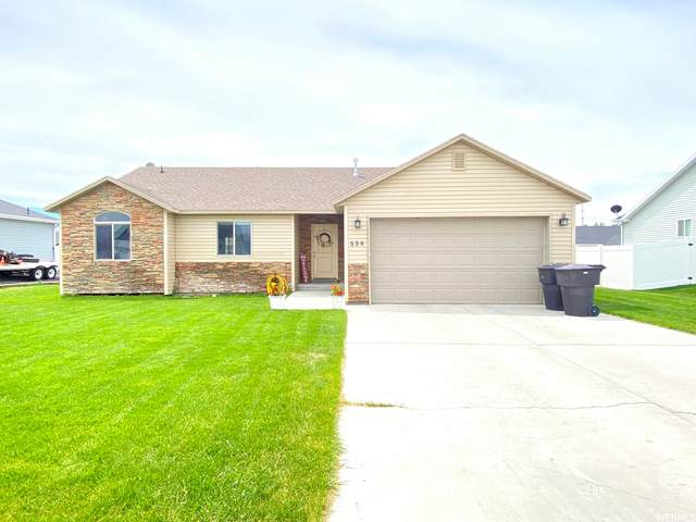 536 E 1250 S, Garland, UT 84312 (#1745061) :: UVO Group | Realty One Group Signature