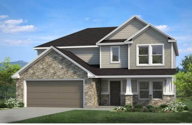 186 N 200 E #27, Salem, UT 84653 (#1745073) :: Berkshire Hathaway HomeServices Elite Real Estate