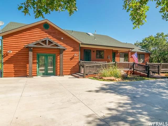 9293 N Lake Pines Dr, Heber City, UT 84032 (#1745080) :: Powder Mountain Realty