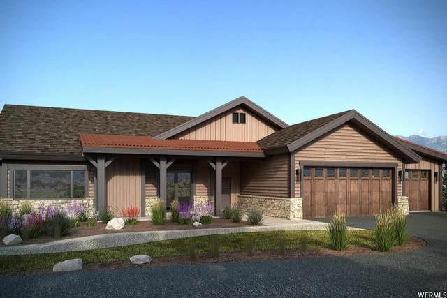 263 Thorn Creek Dr #32, Kamas, UT 84036 (#1745090) :: C4 Real Estate Team