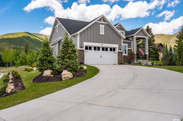 413 Fairway Dr, Midway, UT 84049 (#1745098) :: UVO Group | Realty One Group Signature