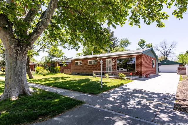1423 W Sunset Dr, Salt Lake City, UT 84116 (#1745107) :: Utah Real Estate