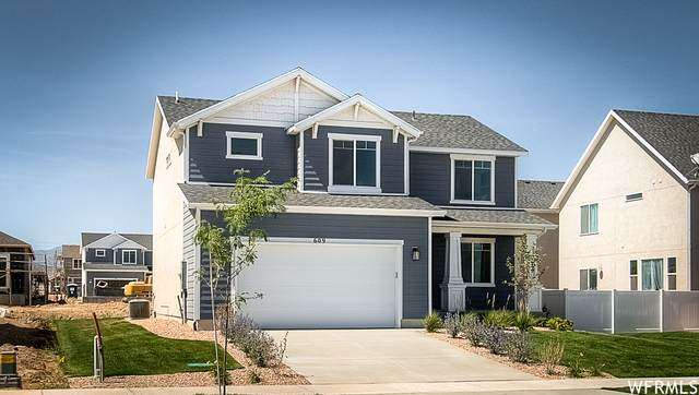 2064 E Emerald Ave N #119, Eagle Mountain, UT 84005 (#1745125) :: Berkshire Hathaway HomeServices Elite Real Estate
