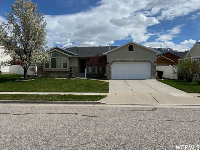 778 N 600 W, Kaysville, UT 84037 (#1745130) :: UVO Group   Realty One Group Signature